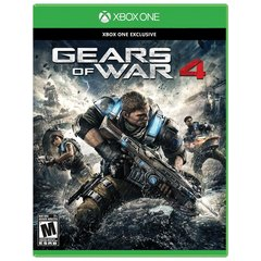 Game Title Gears of War 4 For XBOX ONE