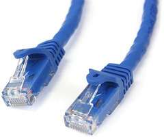 Patch Cable CAT6 (FTP) UTP 0.25M Blue