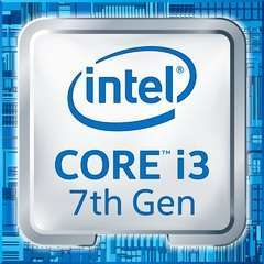 Intel Core i3 CPU i3-7100 3.9GHz LGA1151