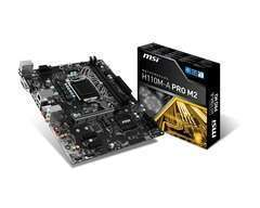 MSI H110M-A PRO M2 Motherboard