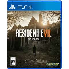 Game Title Resident Evil 7 Biohazard PS4 VR Compatible