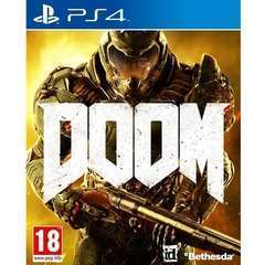 Game Title Doom 2016
