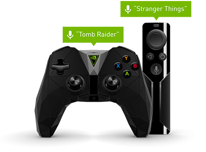 NVIDIA SHIELD REMOTE CONTROLLER