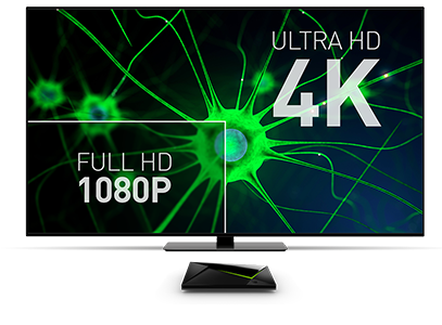 NVIDIA SHIELD 4K TV