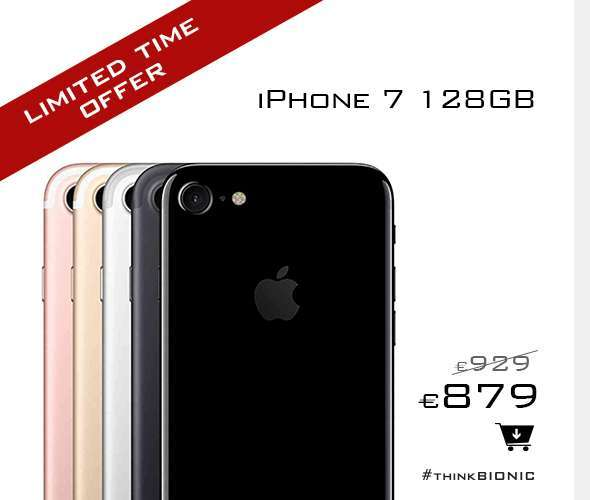 iPhone 7 128G offer