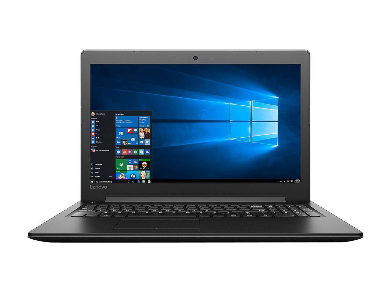 Lenovo ideapad 310 80st0025us and 80st001nus 15 inch black laptop review