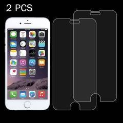 HAWEEL Tempered Glass For Iphone 7 Pack of 2