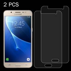 HAWEEL Tempered Glass For Samsung Galaxy J5 2016 Pack of 2