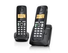 Gigaset (Siemens) A220 A DUO Cordless Telephone