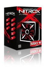 Nitrox ATX SL-550 Power Supply