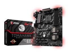 MSI B350 AM4 Tomahawk Motherboard