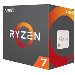 AMD RYZEN 7 1700X CPU 8-Core 3.4 GHz