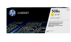 HP 508A TONER YELLOW