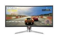 BenQ XR3501 35-inch Curved Ultra Wide Gaming Monitor 144Hz‎