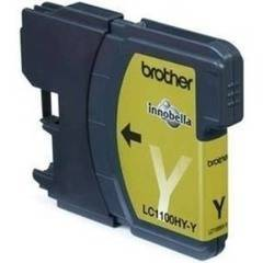 Brother LC1100HYY Yellow Ink