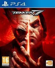 Game Title Tekken 7 For PS4