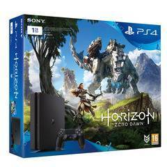 Sony Playstation 4 PS4 Slim 1TB + Game Horizon Zero Dawn
