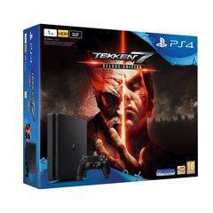 Sony Playstation 4 Slim 1TB with Tekken 7 Delux Edition