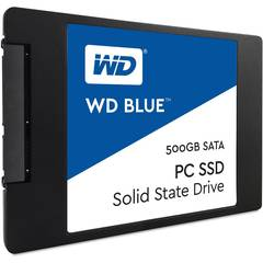 500GB Western Digital SSD Blue