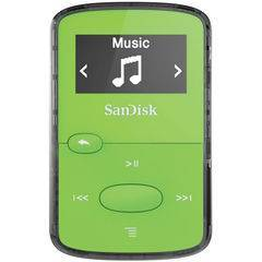 Sandisk MP3 Player 8GB Sansa Sport Green