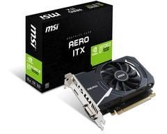 MSI GeForce GTX AERO 1030 ITX 2GB