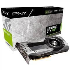 PNY GeForce GTX 1080 8GB Founders Edition VR ready