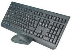 CHERRY DW 3000 Wireless Desktop Keyboard/Mouse Set