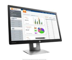HP EliteDisplay E232 23'' Full HD IPS Monitor