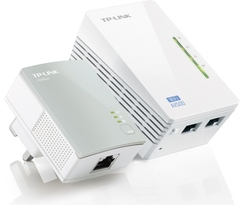 TP-LINK TL-WPA4220KIT PowerLine Pack of 2