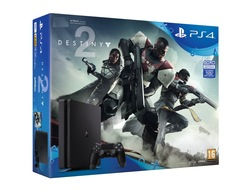 Sony Playstation 4 PS4 1TB With 1 Control + Game Destiny 2