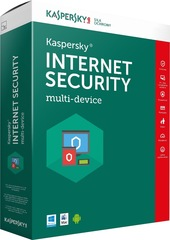 Kaspersky Internet Security 2 User licenses for 1 Year