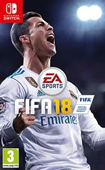 Game Title FIFA 18 for Nintendo Switch