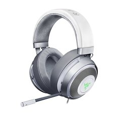 RAZER KRAKEN HEADSET 7.1 V2  MERCURY Edition Gaming & Music Headphones