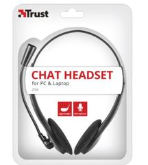 Trust 21517 Ziva Light weight stereo Headset