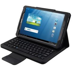 Flip Leather Case + Bluetooth Keyboard