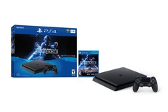 Sony Playstation 4 PS4 1TB with 1 Control + Star Wars Battlefront II