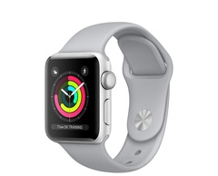 Apple Watch Series 3 GPS 42mm Silver