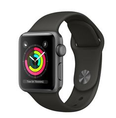 Apple Watch Series 3 GPS 38mm Space Gray