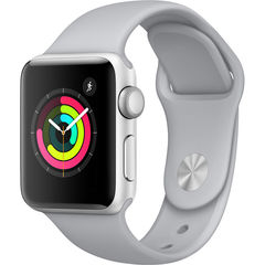 Apple Watch Series 3 GPS 38mm Silver