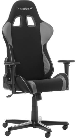 dxracer gaming chair formula black grey oh fh11 ng bionic com cy