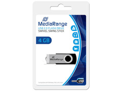 4GB USB 2.0 Flash Memory MediaRange