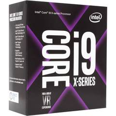Intel Core i9 CPU 7900X 3.3 GHz Ten-Core