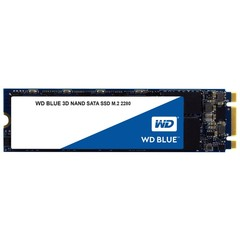 500GB WD Blue M.2 SSD