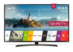"LG LED 4K UHD 55UJ634V 55"" Smart TV Last Piece / Ex Display"
