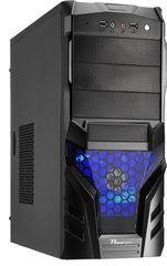Powertech Middle Tower Case with Power Supply 450watt