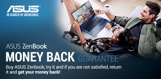 asus money back