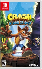 Crash Bandicoot N. Sane Trilogy for Nintendo Switch