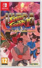 Game Title Ultra Street Fighter II for Nintendo Switch