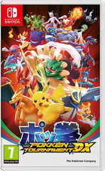 Game Title Pokken Tournament for Nintendo Switch