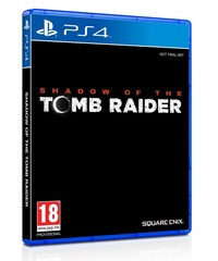 Game Title Shadow of The Tomb Raider For PS4